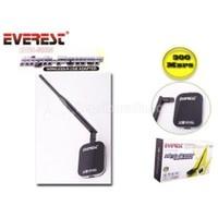 Everest EWN-686N 300Mbps Wireless-N Usb Adaptör ( 1 Km Menzil)