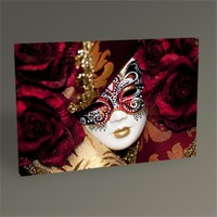 Tablo 360 Carnaval Mask Tablo 45X30