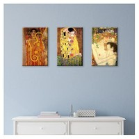 Tablo 360 Gustav Klimt Set Tablo
