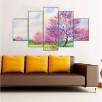 Ritmo Canvas İlkbahar Canvas Tablo