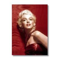 Ritmo-Marılyn Monroe Şıklığı Kanvas Tablo