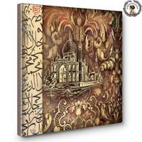 Artred Gallery İslami Kanvas Tablolar Serisi-1260X60