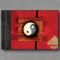 Tablom Ying Yang Kanvas Tablo