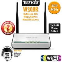 Tenda W308R 4 Port WiFi-N 300Mbps Router