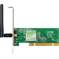 TP-LINK TL-WN751ND 150 Mbps N Kablosuz 2dBi Değiştirilebilir Antenli WPS Destekli 32-bit PCI Adaptör