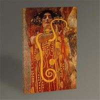 Tablo 360 Gustav Klimt Hygieia Tablo 45X30