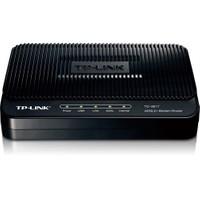 TP-LINK TD-8817 Kablolu Ethernet/USB Firewall destekli QoS ADSL2+ Modem Router