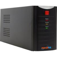 POWERFUL 650VA ( PL-600 ) Line İnteractive UPS