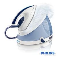 Philips Akıllı Aqua GC8622/20 T-Ionic Tabanlı Sessiz 5.2 Bar Otomatik Kapanma Özellikli Buhar Kazanlı Ütü