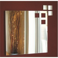Squares Dekoratif Ayna