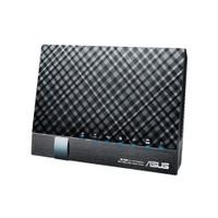 Asus DSL-AC56U Dual-Band AC1200 4Port Torrent,Bulut,VPN,EWAN,3G,DLNA ADSL2+VDSL, Fiber Gigabit Modem