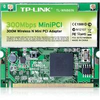 TP-LINK TL-WN861N 300Mbps Kablosuz Mini PCI Adaptör