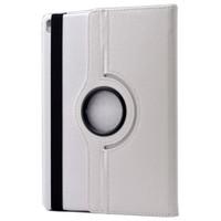 Teleplus İpad Pro 9.7 İnç 360 Derece Dönebilen Standlı Kılıf Beyaz