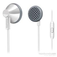 Philips She2005wt Smartphone Kulak İçi Kulaklık