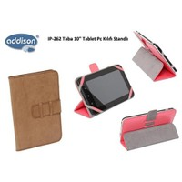 Addison Ip-262 Taba 10` Tablet Pc Kılıfı Standlı