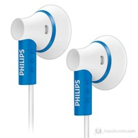 Philips SHE3000BL/10 Kulakiçi Kulaklık - Mavi
