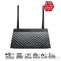 Asus DSL-N16 300Mbps EWAN, VPN, Ebeveyn Kontrolü Destekli,VDSL,ADSL, Fiber Modem/Router