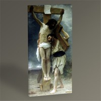 Tablo 360 William Bouguereau Compassion Tablo 60X30
