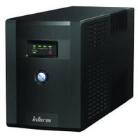 Inform Guardian 2000AP KGK AVR 7-20DK. Siyah USB UPS