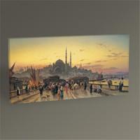 Tablo 360 Galata Köprüsü Osmanlı Tablo