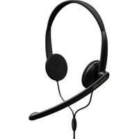 Microsoft Lifechat LX-1000 Kulaküstü Siyah Kulaklık (JTD-00003)