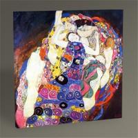 Tablo 360 Gustav Klimt Bakireler Tablo 30X30