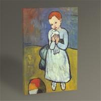 Tablo 360 Pablo Picasso Child Holding A Dove Tablo 45X30