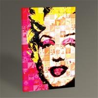 Tablo 360 Marilyn Monroe Pop Art Tablo 45X30
