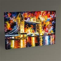 Tablo 360 Londra Tower Bridge Tablo 45X30