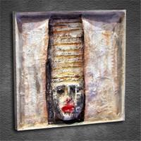 Artmoda - Kabartmalı Face Tablo