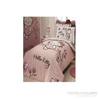 Hello Kitty Tek Kişilik Nevresim Takımı Magnolia