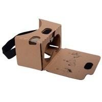 """Probiel Ritech Riem Google Cardboard V2 Hazır Kurulu Model 6"""" Sanal Gerçeklik Gözlüğü"""