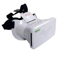 """Probiel Ritech Riem 3 Google Cardboard Plastik 6"""" Sanal Gerçeklik Gözlüğü Beyaz"""