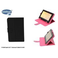 Addison Ip-266 Siyah 10.1` Universal Tablet Pc Kılıfı