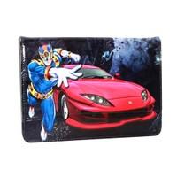 Addison Ip-171 10` `Hero Car` Baskılı Tablet Pc Kılıfı