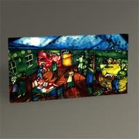 Tablo 360 Marc Chagall Birth Tablo 60X30
