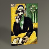 Tablo 360 Marc Chagall The Pinch Of Snuff Tablo 45X30