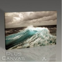 Pluscanvas - Ocean Waves Tablo
