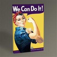 Tablo 360 We Can Do It Tablo 45X30