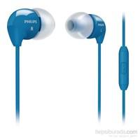 Philips SHE3595BL/00 Kulakiçi Kulaklık - Mavi