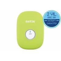 Netis E1+ Yeşil 300Mbps Wireless N Range Extender & Travel Router