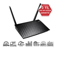 ASUS RT-N12 DualBand-Torrent-Bulut-DLNA-4G-VPN-Router-Access Point