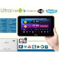 """Technopc Ultrapad Up768 7"""" Dual Core 1,5Ghz 512Mb 8Gb Wı-Fı Dual"""