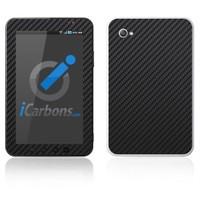 iCarbons SGTAB7SIYAH Samsung Galaxy Tab 7' 3M Siyah Karbon Kaplama