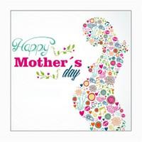 Dekorjinal Anneler Günü Mdf Tablo Mday043