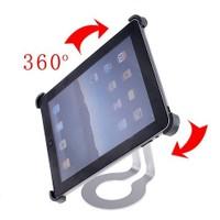 Codegen iPad/iPad2 360 Derece Dönebilen Alüminyum Masaüstü Stand (IS-015)