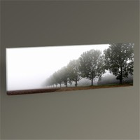 Tablo 360 Trees İn The Highland Tablo 60X20