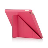Qapak Apple İpad Air 2 Piramit Smartcase Tablet Kılıfı Pembe