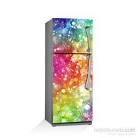 Artikel Mor Işıltı Buzdolabı Stickerı Bs-015