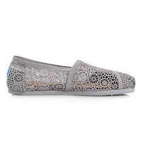 Toms 001096B12-Slv Kadın Günlük Ayakkabı